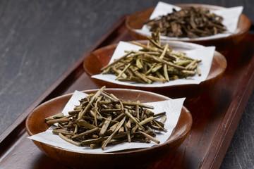 ほうじ茶(棒茶 加賀棒茶 ノーマル)3種類