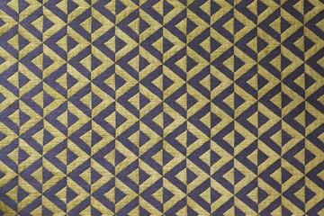 Surface of the carpet Diamond pattern