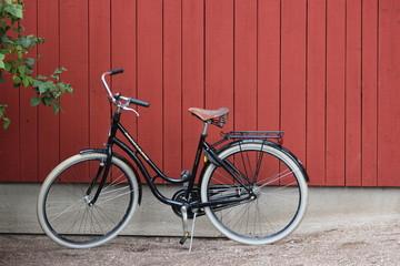 Vintage / Retro Fahrrad Schweden