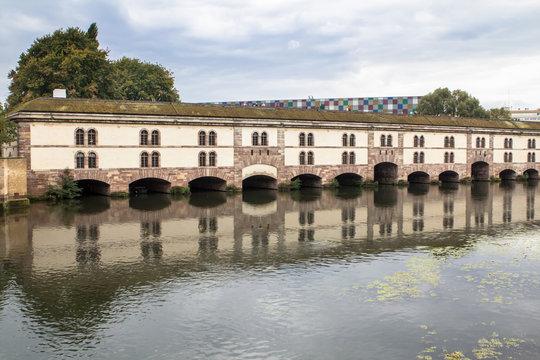 Barrage Vauban, Strasbourg, France