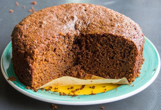 Homemage Ginger Cake