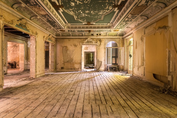 Abandoned Villa in Decay