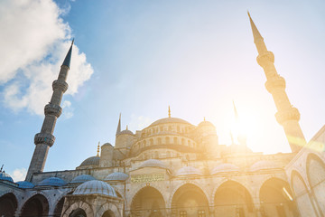 Blue Mosque turkey istanbul