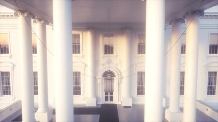 Wall Mural - White House Ambient 8