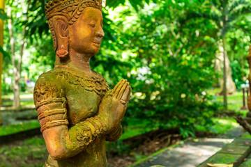 Thai religious art