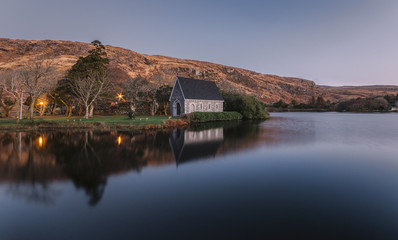 Gougane Barra, County Cork, Ireland.