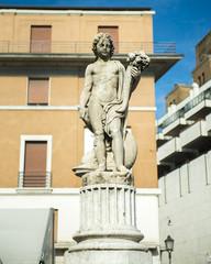 Brescia - piazza del mercato