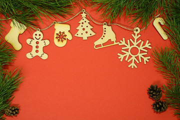 Merry Christmas toys