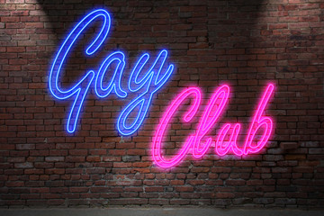 Gay Club Neon