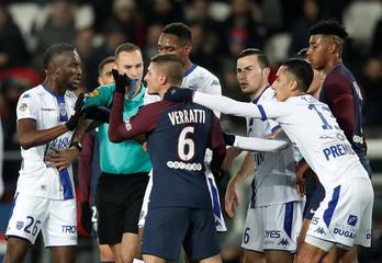 Ligue 1 - Paris St Germain vs Troyes