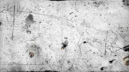 Dust and scratches - 16:9 ration