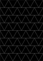 Background with rhombus