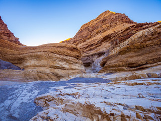 Mosaic Canyon at Death Valley National Park