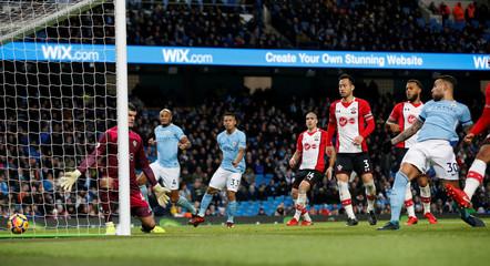 Premier League - Manchester City vs Southampton