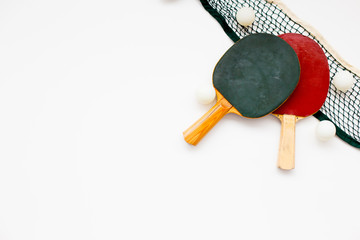 Table tennis rackets