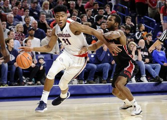 NCAA Basketball: Incarnate Word at Gonzaga