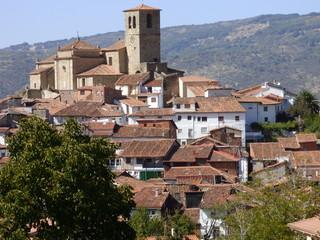 Hervás. Pueblo español de la provincia de Cáceres, en Extremadura, España