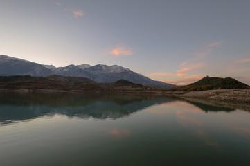 Lago Sant' Angelo Casoli