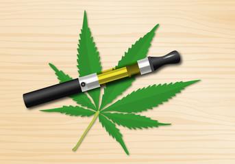 cigarette électronique - drogue - dépendance - fumer - santé - addiction - cannabis - cigarette