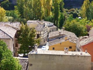 Palomera. Pueblo de de Cuenca, en la comunidad autónoma de Castilla La Mancha (España)