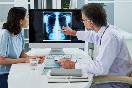 Explaingin x-ray