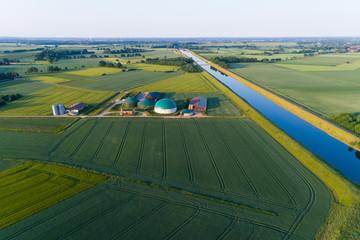 Biogasanlage in Deutschland