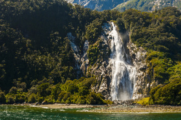 Fototapete - Bowen Falls