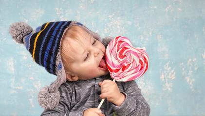 Süßigkeiten essen