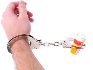 Handcuffed and Prescriptions