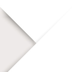 White geometric texture background. Abstract banner web design, wedding card and love.