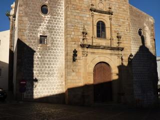 Jerez de los Caballeros. Pueblo de Badajoz en Extremadura, España