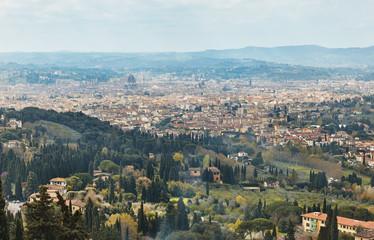 Fiesole, Tuscany, Italy.