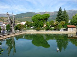 Jarandilla de la Vera. Pueblol de la provincia de Cáceres, en la comunidad autónoma de