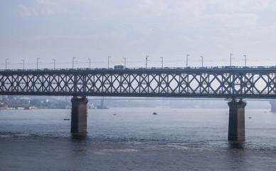 the first yangtze river bridge is wuhan bridge.