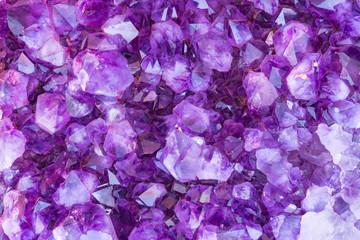 水晶の背景