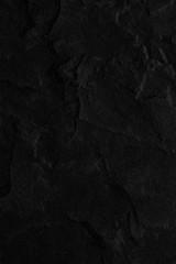 Papiers peints Beton Dark grey black slate background or texture.