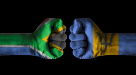 Afrique du Sud vs Barbados