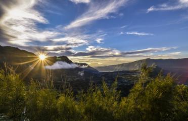 Lever de soleil - Indonésie