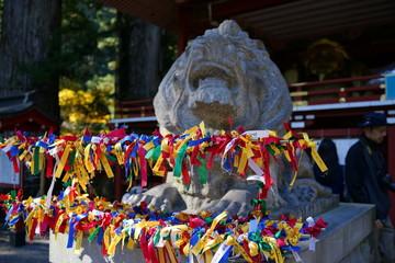 狛犬 おみくじ 日光東照宮 観光地 墓 重要文化財