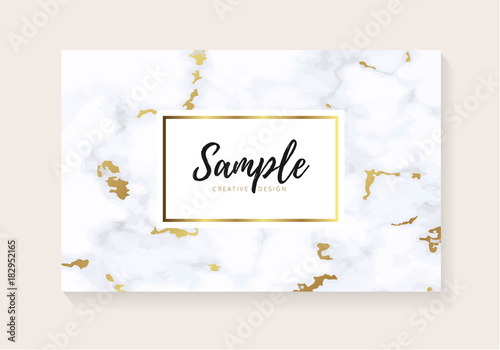Luxury business cards with marble texture and gold design for cover luxury business cards with marble texture and gold design for cover banner invitation stopboris Images