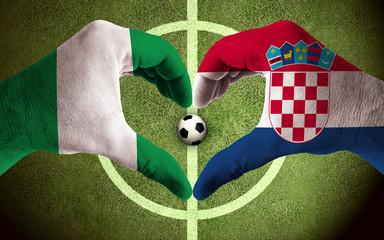 Nigeria vs Croatia