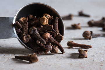 A Teaspoon of Whole Cloves