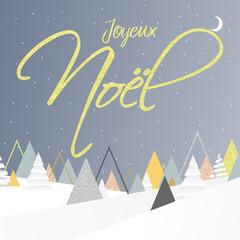 joyeux noël - merry christmas