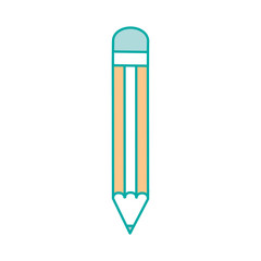 Isolated pencil design