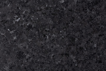 Canvas Prints Marble Black natural granite texture for design.