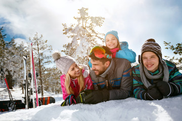 Ski, snow, sun and family winter fun vacations