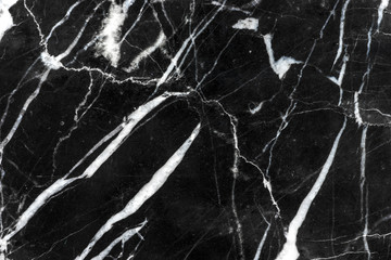 black marble texture with white bore contrast structure