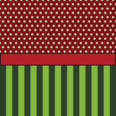 Abstract  background with Christmas color style.