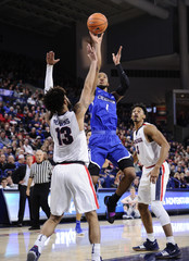 NCAA Basketball: Creighton at Gonzaga