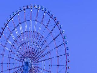 Ferris wheel, Tokyo Japan